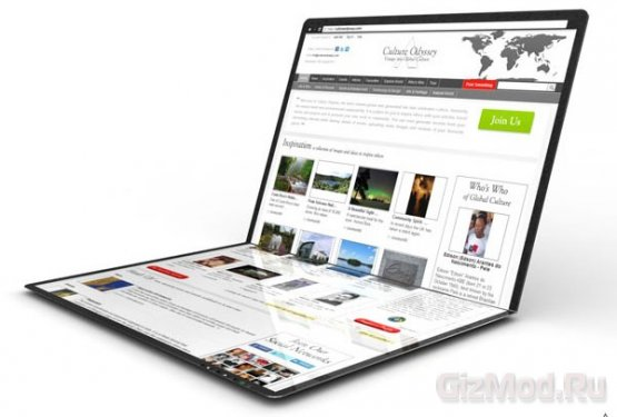 Тачбук Samsung может стать реальным в 2013 году