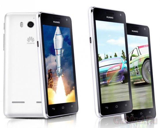 Huawei выпустила Full HD четырехъядерный Honor 2