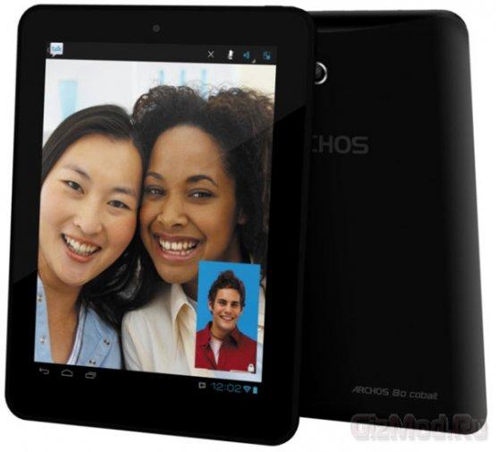 """8"""" бюджетный планшет Archos 80 Cobalt"""