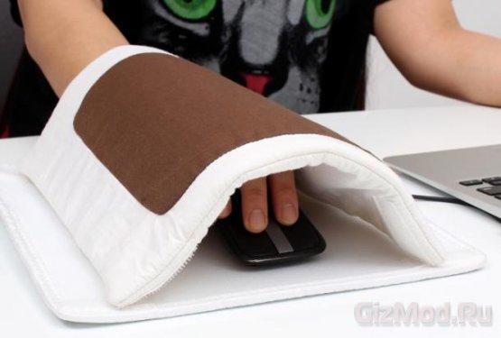 Зимний комплект для компьютерной мыши
