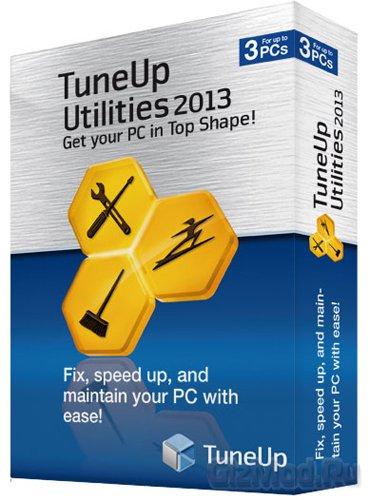 TuneUp Utilities 2013 v13.0.3020 - устранение проблем