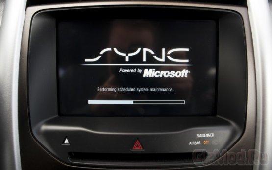 Облачные автомобили в планах Microsoft и Ford