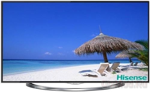 Ultra HD телевизоры Hisense под управлением Android