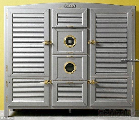 Meneghini La Cambusa - мегадорогой холодильник