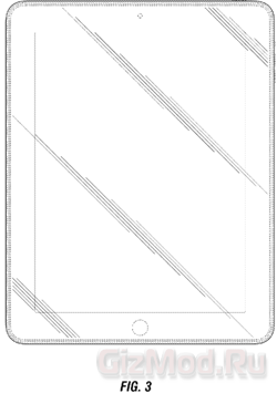Apple запатентовала рамку