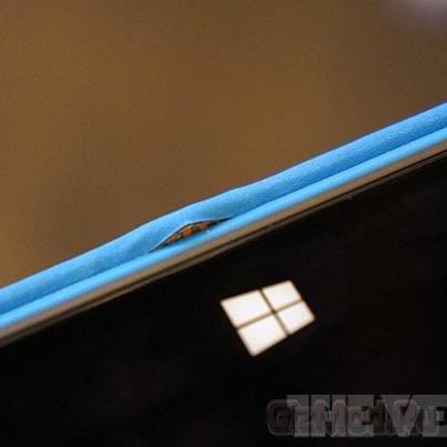 Бракованные  планшеты Microsoft Surface