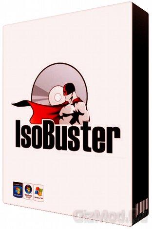IsoBuster 3.1.9.1 Beta - восстановление данных с CD/DVD