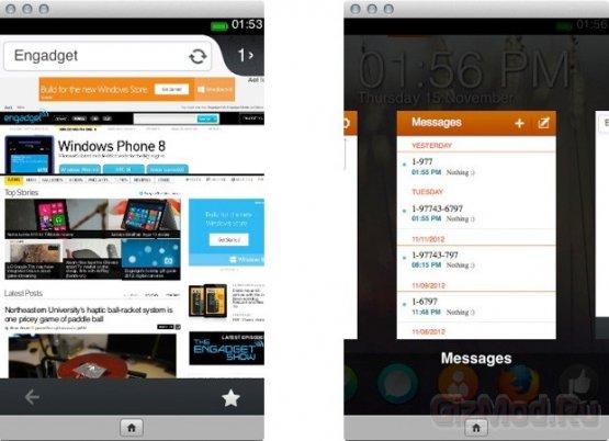 Firefox OS пока в виде эмулятора