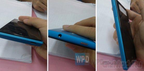 Смартфон Huawei Ascend W1 под управлением ОС WP8