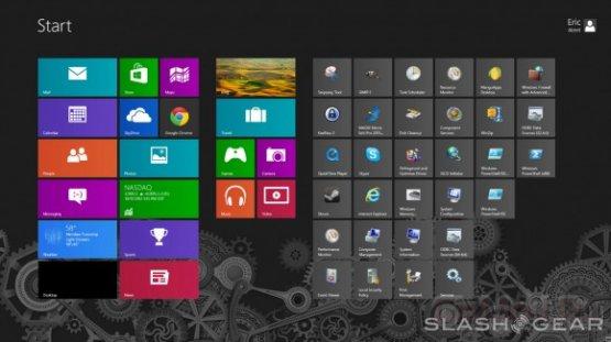 Новые ПК с Windows 8 не вызывают ажиотажа