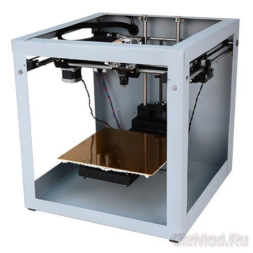 Solidoodle 3 - печать 3D-объектов размерами до 20 см