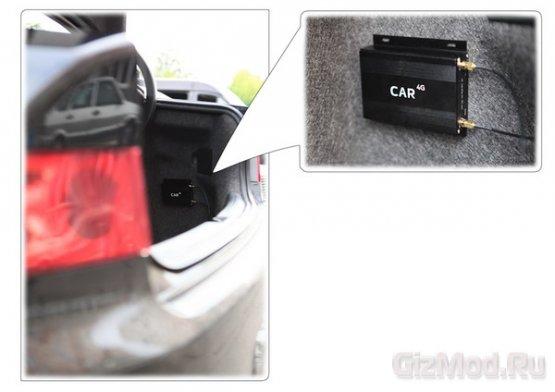 Автомобильный Wi-Fi-роутер Car4G P-Router