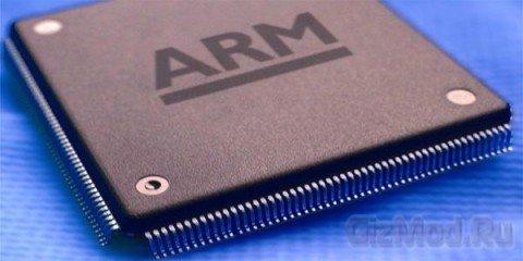 Восьмиядерный ARM чип в планах Samsung