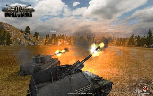 Гомельская милиция ищет угнанный танк с аккаунта WoT