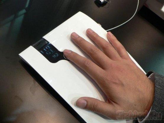 Новый прибор измеряет кровяное давление на пальце