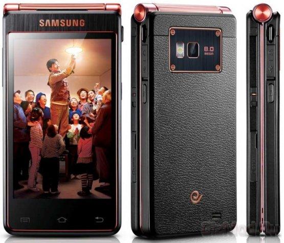 """Джекифон"" раскладушка Samsung SCH-W2013 официально"