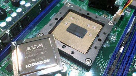Китай проектирует процессор для ПК