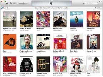 Вышла iTunes 11