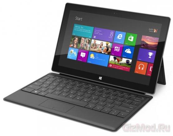 Новые версии планшетов Surface