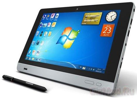 Wintel-планшет Kupa X12 работает 10 часов
