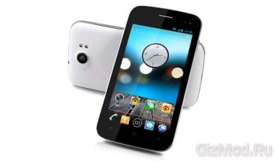 """5"""" экран в бюджетном смартфоне Beidou Chi"""