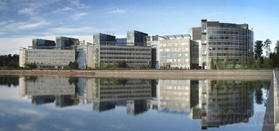 Nokia продала штаб-квартиру в Финляндии