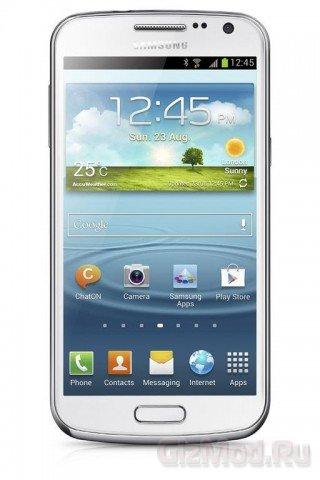 Samsung GALAXY Premier на прилавках магазинов