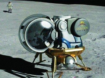 Компания Golden Spike отправит туристов на Луну