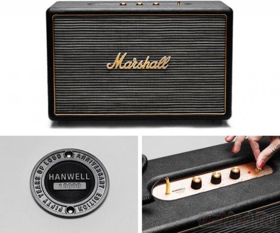 Ретро акустика Marshall Hanwell