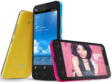 Xiaomi MI-3 на Tegra 4 ожидается в середине 2013