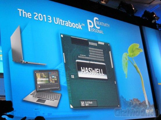 Данные о процессорах Intel Haswell для десктопов