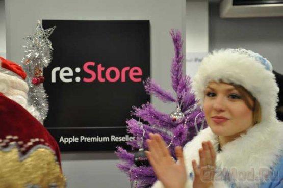 iPhone 5 и iPad mini на прилавках российских магазинов
