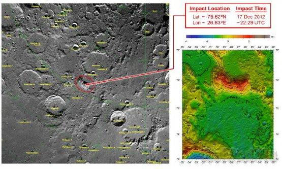 Гравитационные зонды GRAIL уронят на Луну