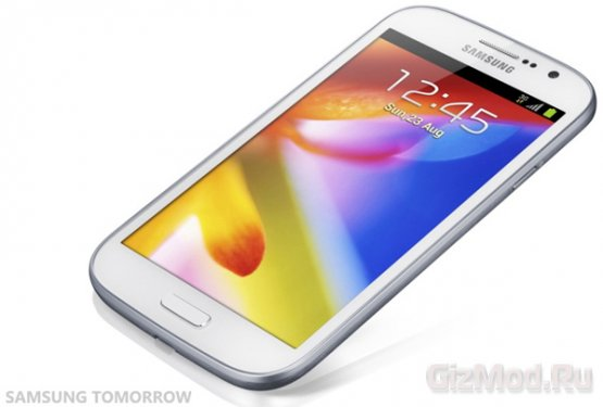Samsung явила свету Galaxy Grand