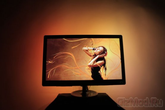 Фоновая подсветка на монитор PaintPack