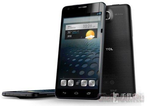 Самый тонкий смартфон от TCL