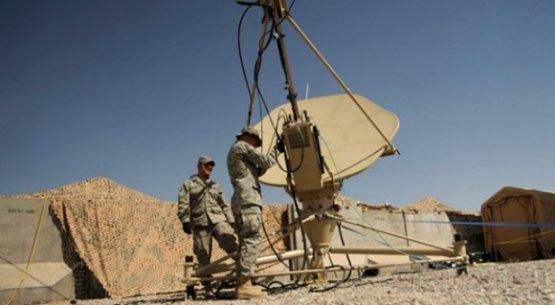 DARPA разрабатывает 100Гбит беспроводной стандарт связи