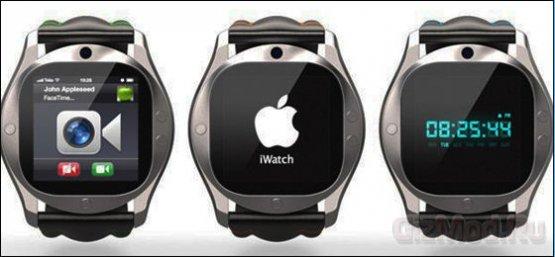 Intel и Apple создают смарт-часы iWatch