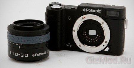 """""""Беззеркалка"""" Polaroid на базе Android"""