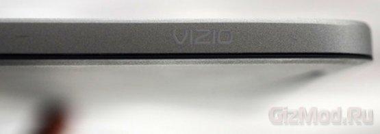 """Vizio представила 10"""" планшет на Tegra 4"""