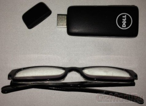Project Ophelia - USB-ПК брелок от Dell