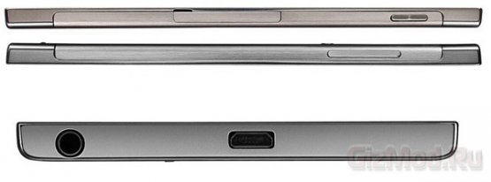 Lenovo K900 - смартфон на платформе Intel официально