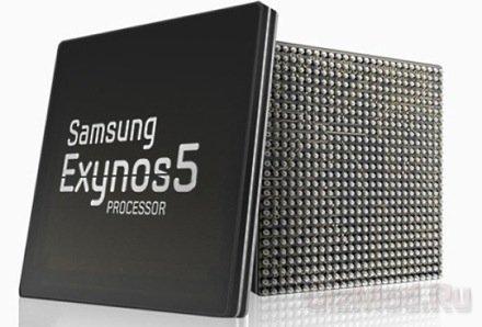 Samsung Exynos 5 Octa - 8 ядер для смартфонов