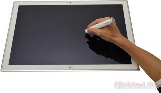 """20"""" планшет Panasonic оказался готовым продуктом"""