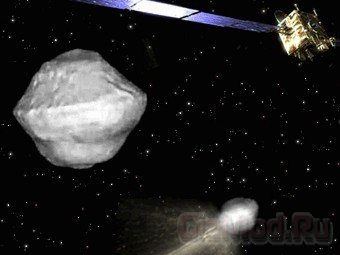 ESA испросила народ о защите от астероидов