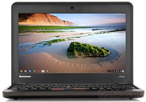 Первый компьютер Lenovo на ОС Google Chrome
