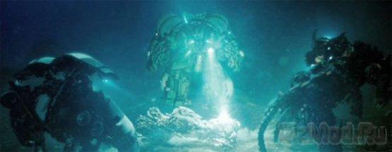 DARPA разместит беспилотники на дне морском