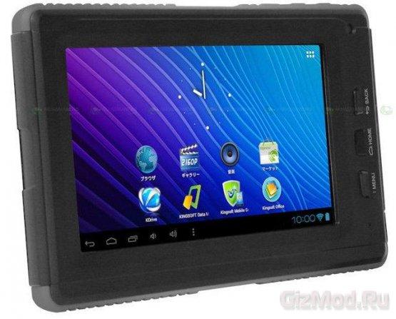 Планшет Geanee Android Tablet не боится воды