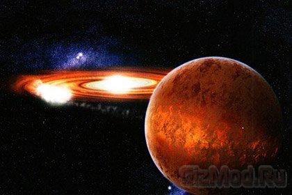 Обнаружены полярные сияния за пределами Солнечной системы