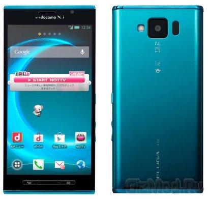 """5"""" смартфон ELUGA X от Panasonic"""